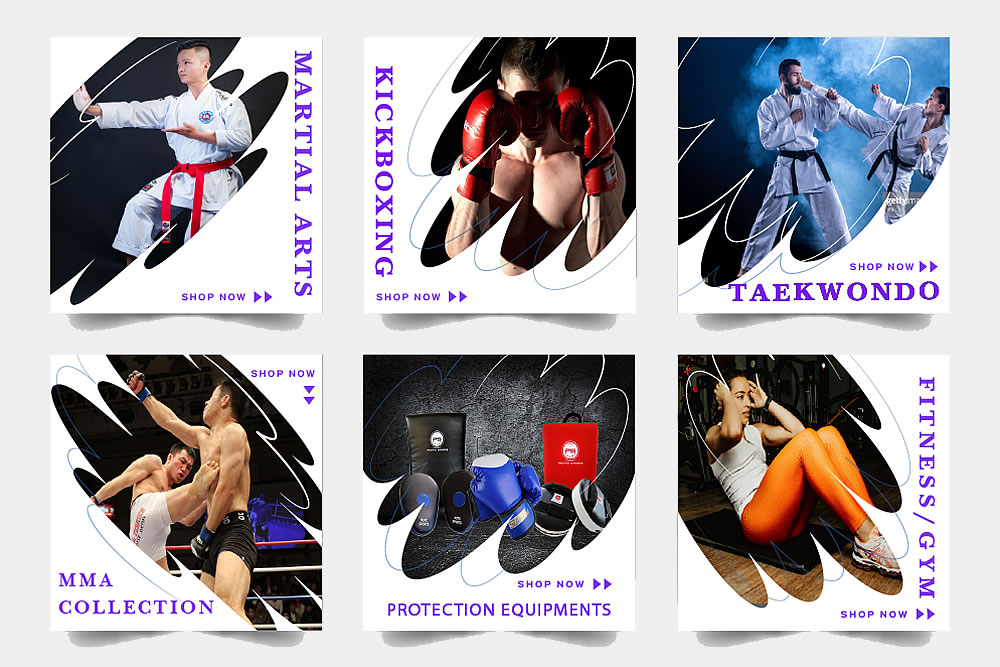 Pacific Sports Australia – The one-stop online store for all your martial art needs