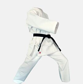 Canvas Karate Gi 15oz - 16oz White - NOT PRE SHRUNK