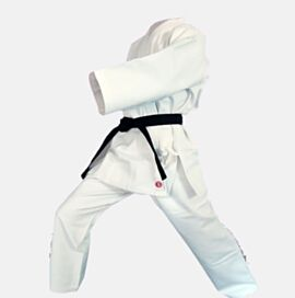 Canvas Karate Gi 17oz White - NOT PRE SHRUNK