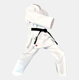 Canvas Karate Gi Uniform White 18oz Hard Wearing