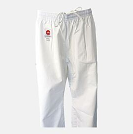 GI Pants 8oz Poly-Cotton White for Exercising