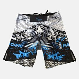 MMA Shorts 4 way stretch polyester