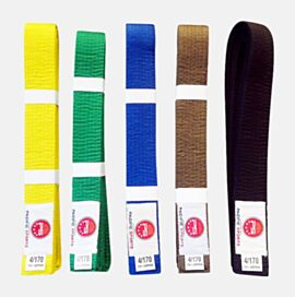 Martial Arts [Karate] [Taekwondo] Belts All Colors & Sizes