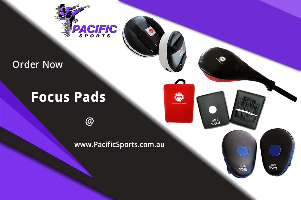 How to Use Focus Pads in Your Taekwondo Training