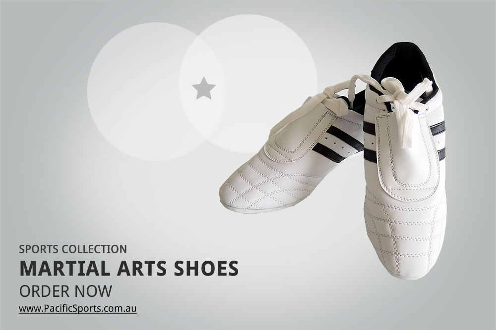 Top 4 Reasons to Wear Martial Arts Shoes