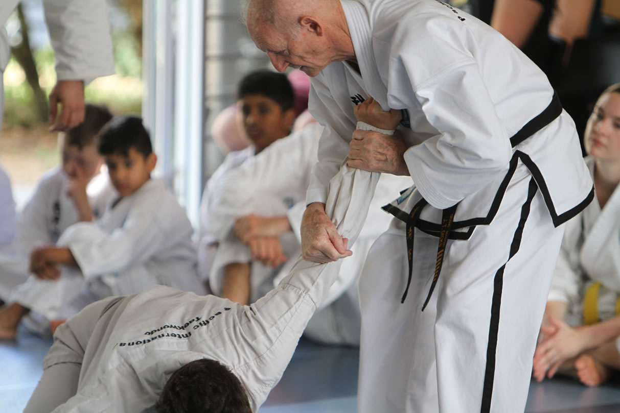 Understanding The Weights Of Canvas Karate Uniforms